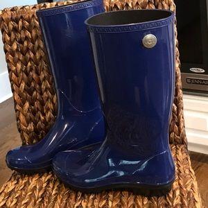 Women's Ugg Shaye Rain Boots size 9